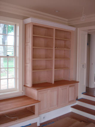 secret custom ks trim carpentry doors ins bookcase wichita built bookcases and