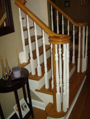 Stairworks, Inc is the area's premier wood staircase manufacturer specilizing in wooden circular staircases. Providing high quality stair products and services to remodelers, contractors and builders in Eastern PA and Souther NJ.