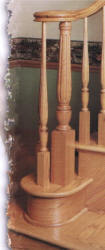 The area's premier wood staircase manufacturer specilizing in wooden circular staircases. Providing high quality stair products and services to home builders and developers in Eastern PA and Southern NJ.